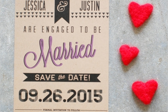 12 Free Printable Save The Date Cards Stylish Enough For Your