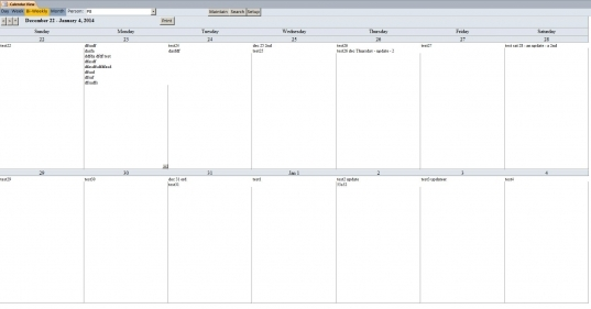 16 Best Photos Of Basic Weekly Schedule Template   Free Printable