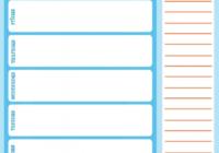 17 Best Photos Of Blank Task Calendar   Free Printable Blank