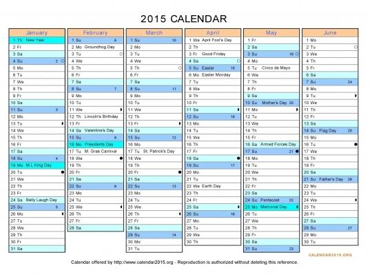 18 Best Photos Of 12 Month Calendar Template 2015 Excel   2015