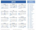 Printable Spanish Calendar With Holidays