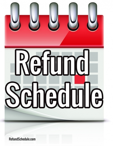 2016 Irs Refund Cycle Chart For Tax Year 2015. Irs Refund Schedule