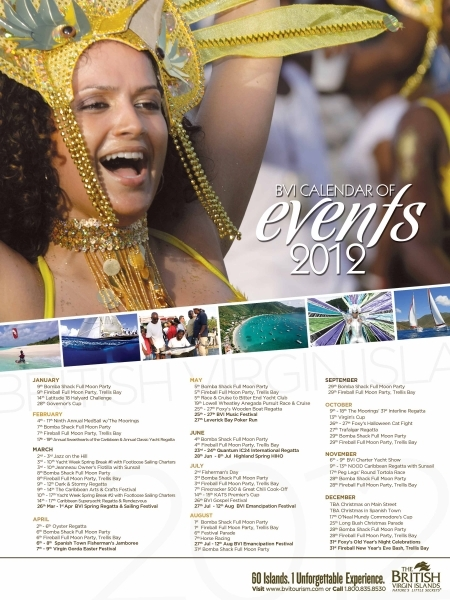 Events & Festivals | Bvi Tourism