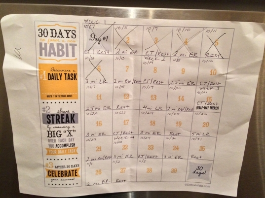 Fitness Challenge Accepted!