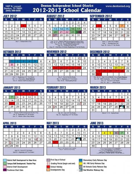 Lubbock Isd Calendar