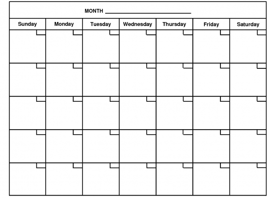 Monthly Calendars January 860x588px #636987