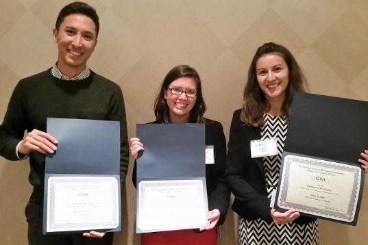 Ncma Chapter Recognizes Gw Alumni | Gw Law | The George Washington