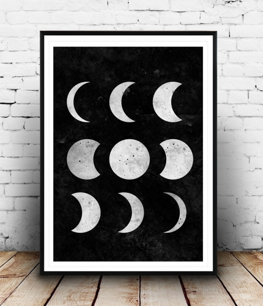 Popular Items For Moon Calendar On Etsy