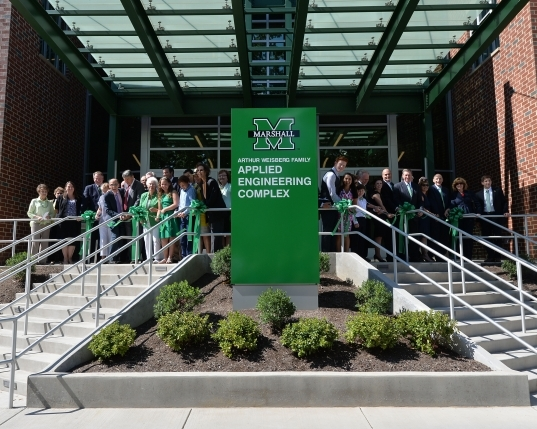 Ribbon Cutting Marks Official Opening Of Weisberg Engineering Complex
