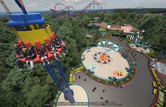 Six Flags Over Georgia Plans New Family Friendly Rides For 2016