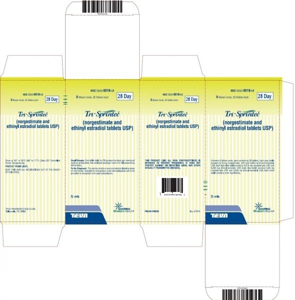 Tri Sprintec   Fda Prescribing Information, Side Effects And Uses