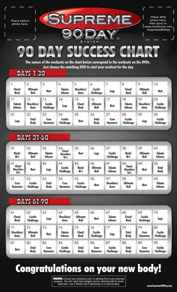Workouts On Pinterest | Tae Bo, Jessica Smith And Cardio
