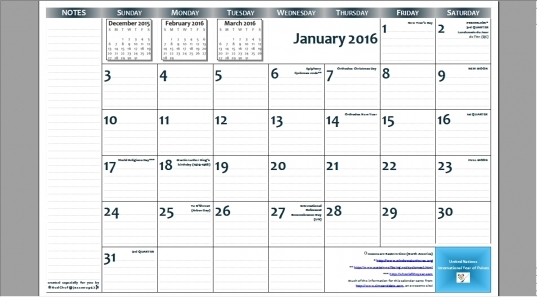 Free Printable 11 X 17 Monthly Calendar | Jazzsoup42