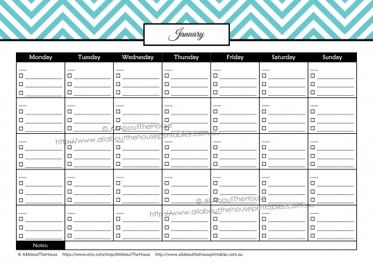 Free Bill Pay Checklist | Allaboutthehouse Printables