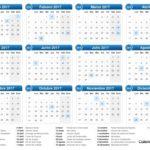 Calendario Com Numero De Semana