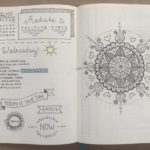 August Illustrations For Bullet Journal