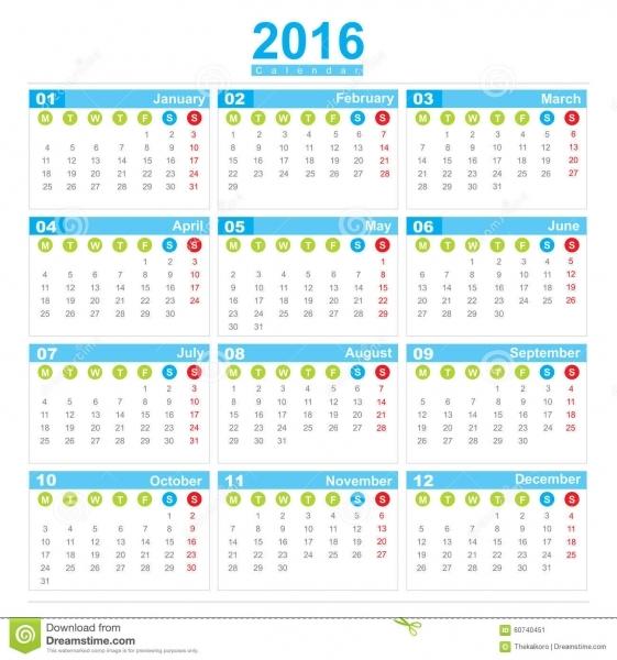 Calendario 2017 Con Numero De Semana | Calendar 2017 Printable