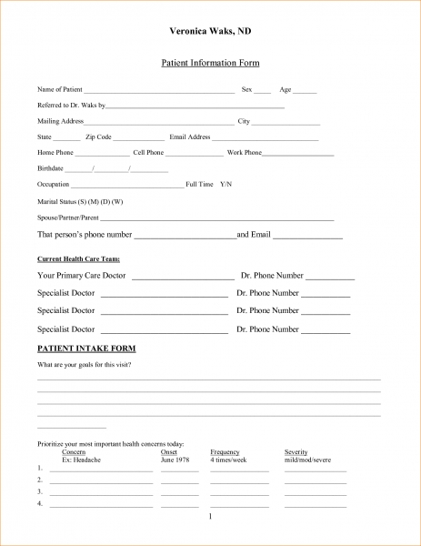 10 Doctors Excuse For Workagenda Template Sample | Agenda Template