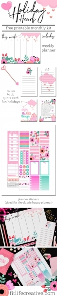 108 Best Planner Images On Pinterest | Planner Ideas, Life Planner