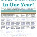 28 Day Med Expiration Calendar