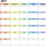 Lesson Plan Calendar October Blank Project