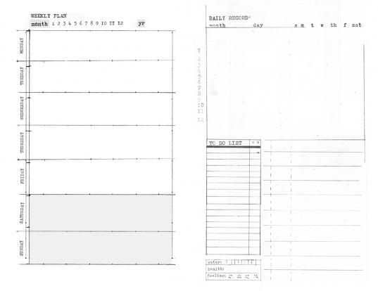 Planner Templates Archives   Amanda Hawkins   Ahhh Design