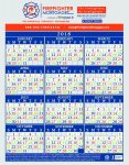 Phoenix Fire Department Shift Calendar