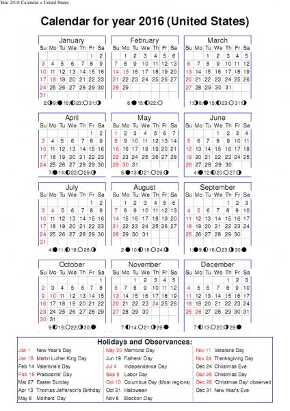 2017 Government Of Canada Julian Calendar Template – Blank