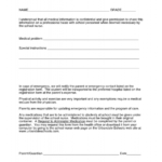Blank Doctors Excuse Note Pdf Format