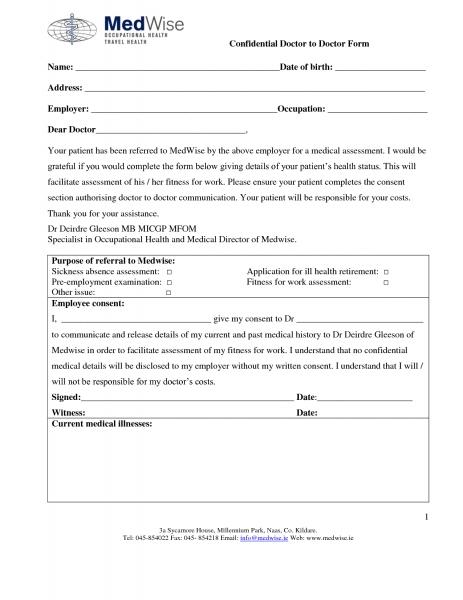 Doctor Notes For Work Pdf   Hatch.urbanskript.co