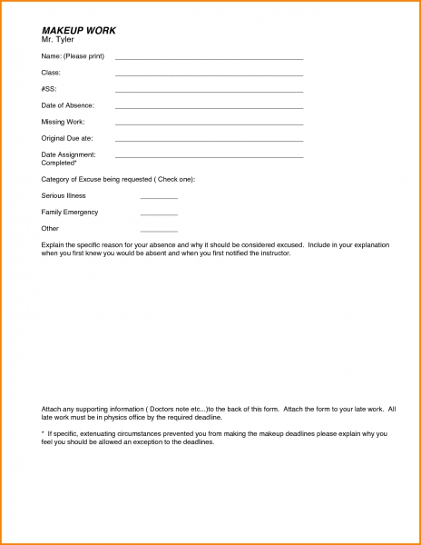 Drs Note For Missing Work   Hatch.urbanskript.co
