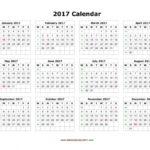 Free 12 Months Printable Calendar Whole