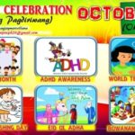Picture Of October Monthly Celebration