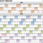 Federal Pay Period Calendar 2020