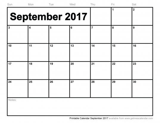 7 Best Images Of Blank Printable Calendar 2016 8 5 X 11 With