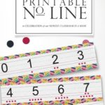 Free Printable Numbers For Classroom
