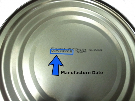 The Ready Store Manufacture Date  Explains How To Read Julian