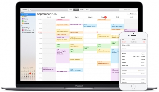 Keep Your Calendar Up To Date With Icloud   Apple Support