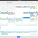 Simple Calendar For Macbook Pro