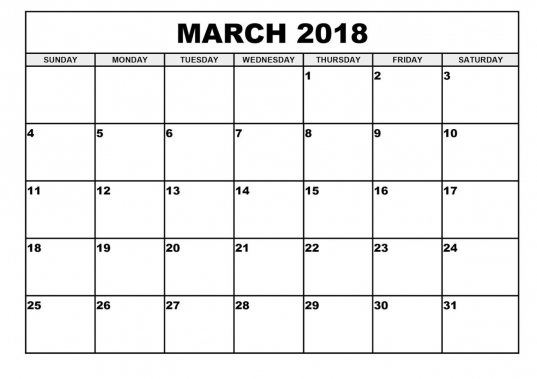 Free Printable Large Print Calendars For The Visually