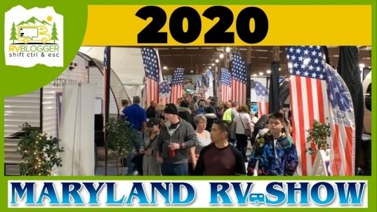2020 Maryland Rv Show At Timonium Fairgrounds