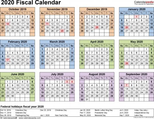 Payroll Calendar 2020 Opm | Payroll Calendar 2020