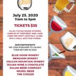 Julian Calendar For Beer