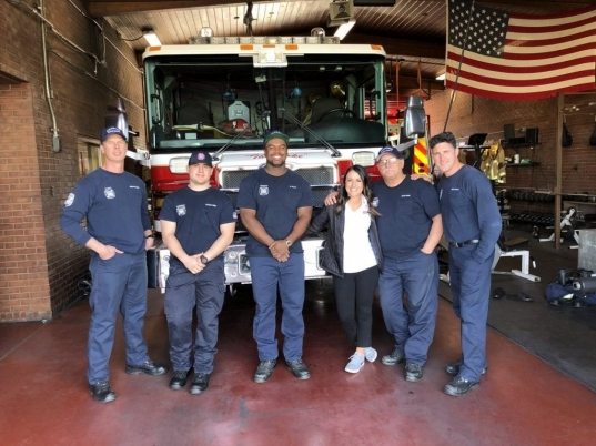 The Lucky Ones'    A Look Into The Busiest Fire Station In
