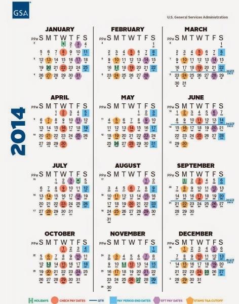 2019 Payroll Calendar Gsa | Bazga Intended For Gsa Federal