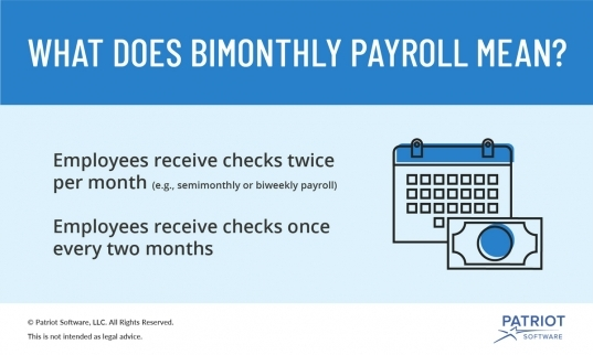 Bimonthly Payroll | Definition, Is It Even Legal, & More
