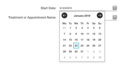 Customizable Treatment Calendar | Revlimid® (lenalidomide) +