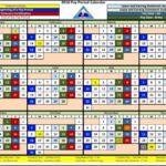 2014 Federal Pay Calendar