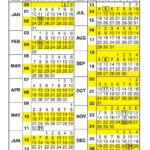 2020 Pay Period Calendar Federal