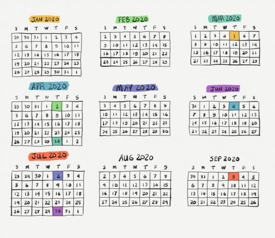 Apple Payment Dates And Fiscal Calendar | Revenuecat
